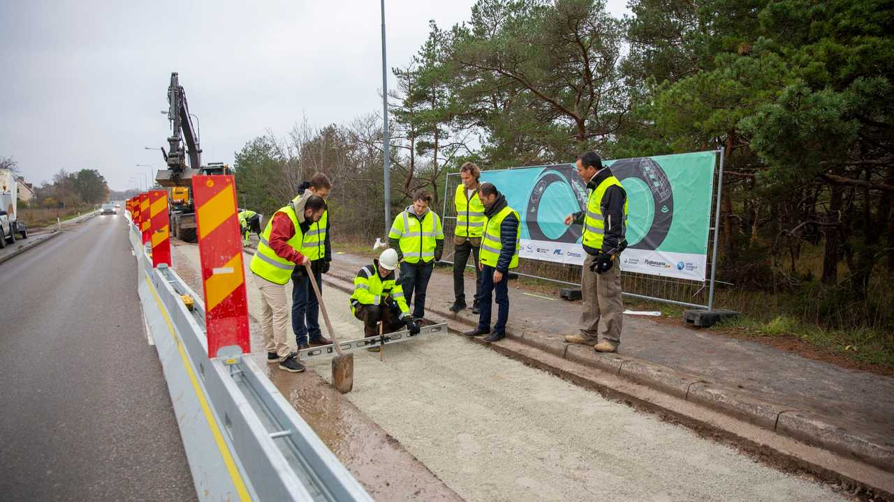 The Smartroad Gotland project