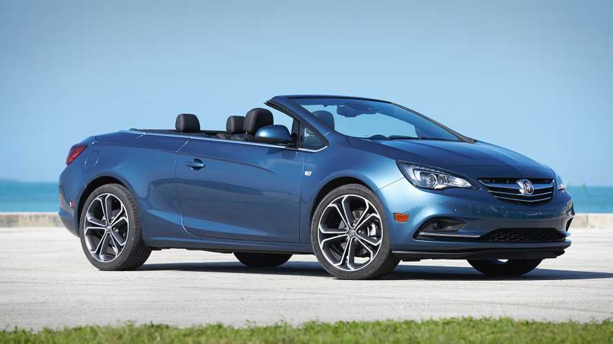 Buick Cascada Production Has Ended, Few Will Miss It [UPDATE]