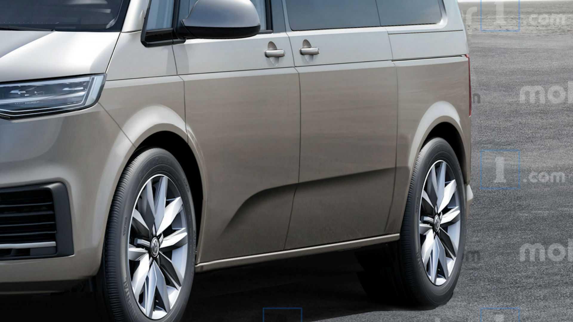 2021 VW Bulli Overview