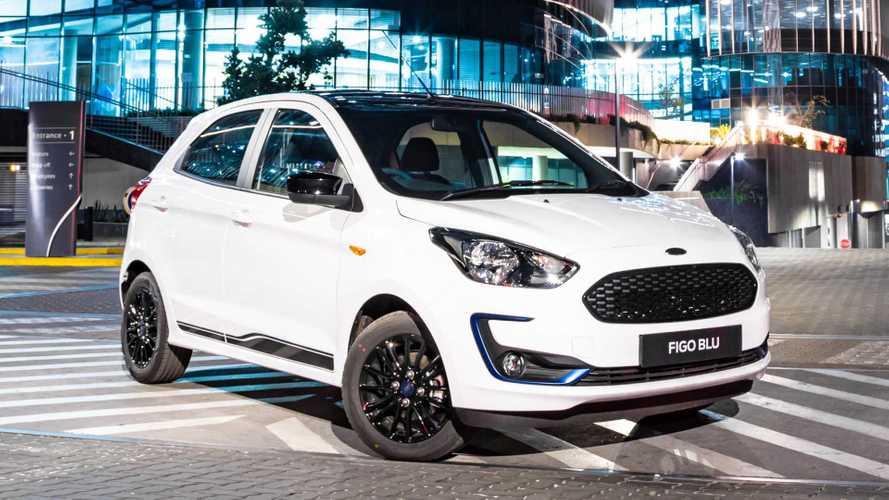 Ford Figo - Índia