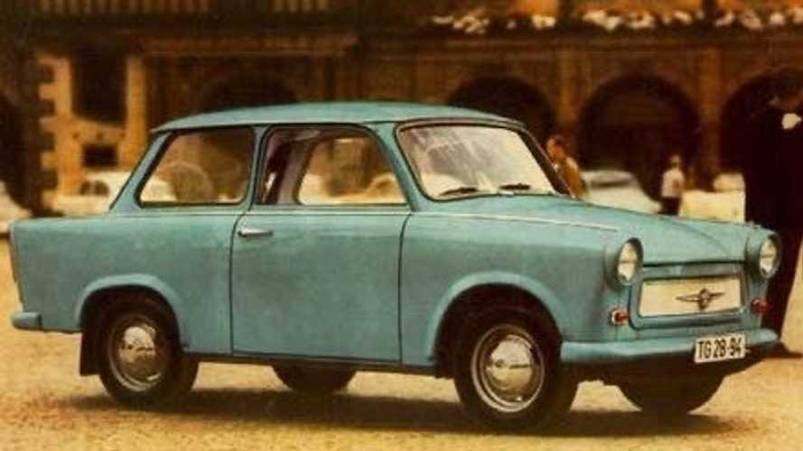 Collection: Trabant, um sobrevivente da queda do Muro de Berlim