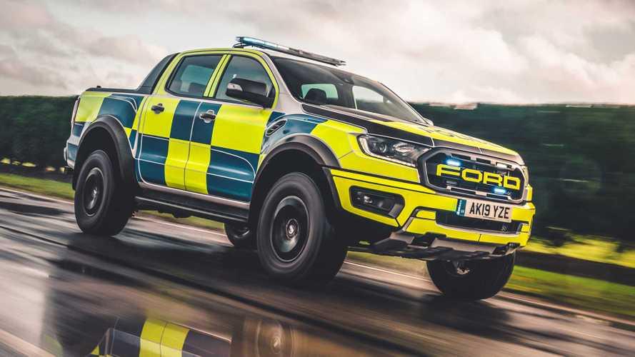 Ford ofrece a policías del Reino Unido los carros que niega a EEUU
