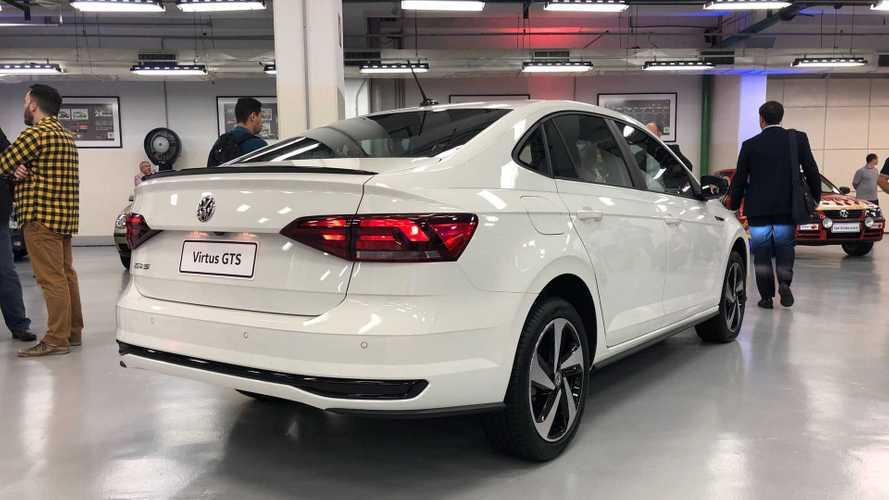 Volkswagen Virtus GTS já aparece no configurador por R$ 104.940