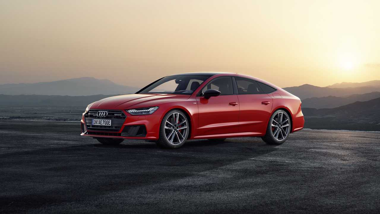 2020 Audi A7 Spesification