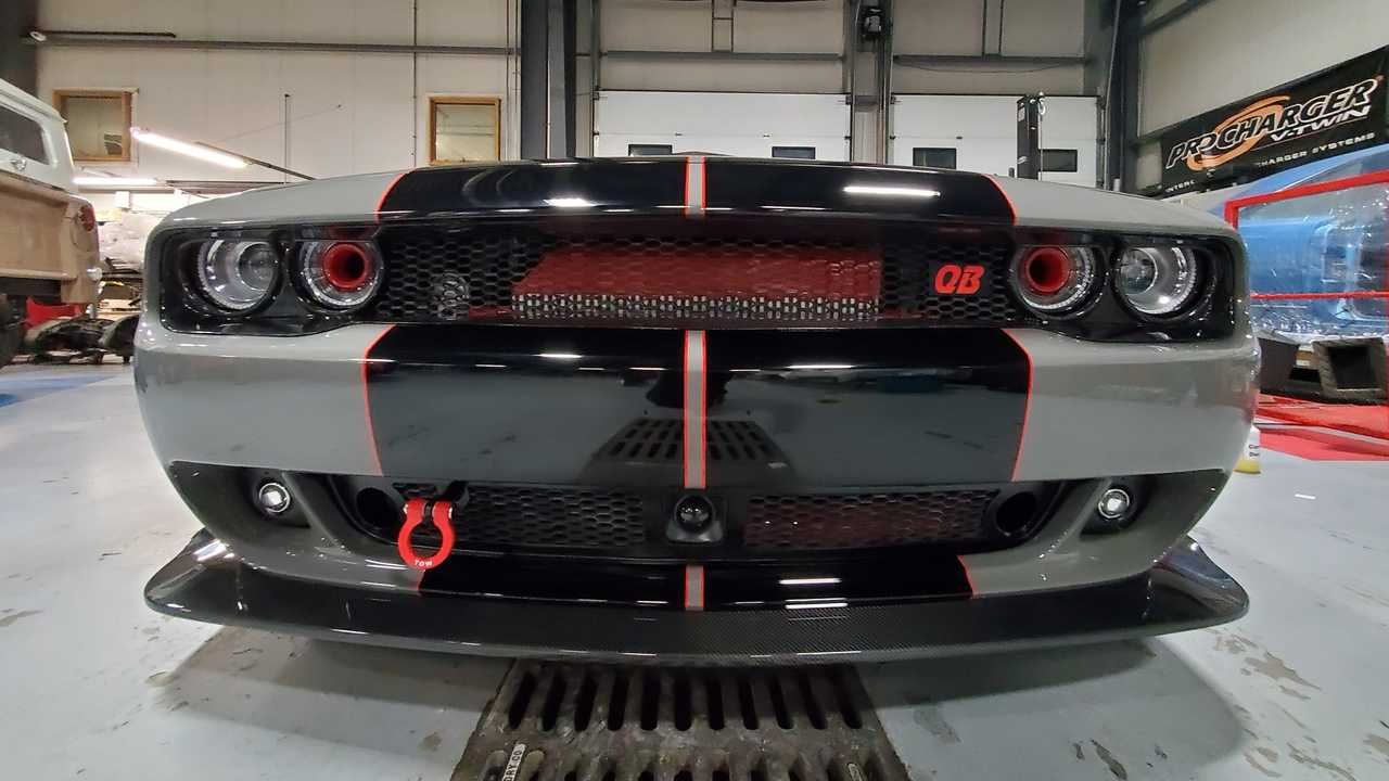 Dodge Challenger от Quintin Brothers