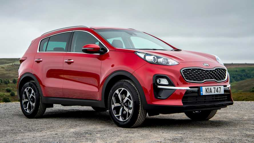 Thieves Steal Two Kia Sportage SUVs From The Same Owner In A Month