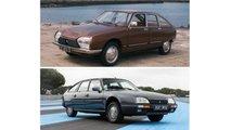 100 Jahre Citroën: Der GS und der CX waren Highlights der 70er-Jahre