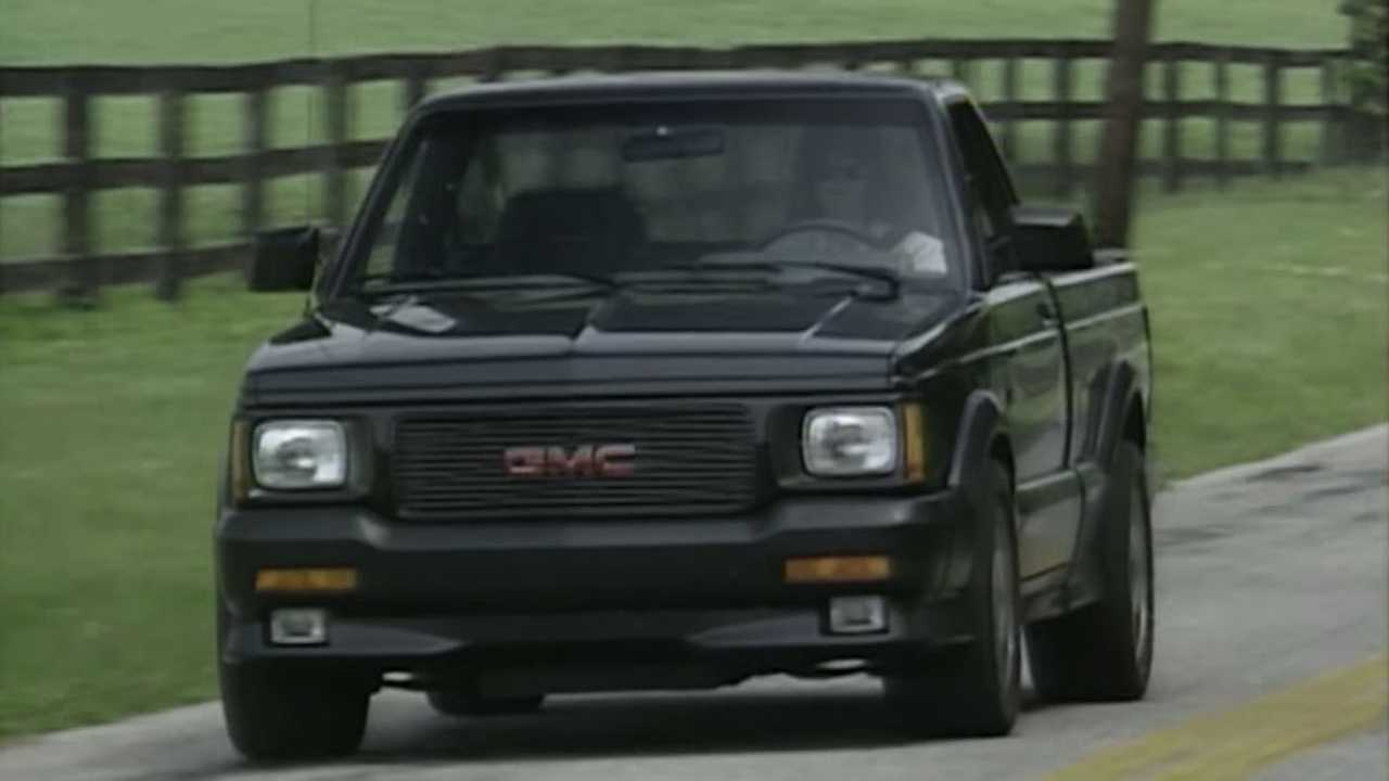 Watch This Retro Review Of The 1991 GMC Syclone