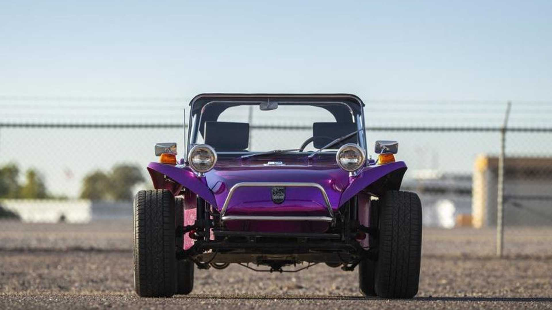 "[""Meyers Manx Dune Buggy Promises Much Fun""]"