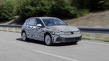 Volkswagen Golf 8 teaser