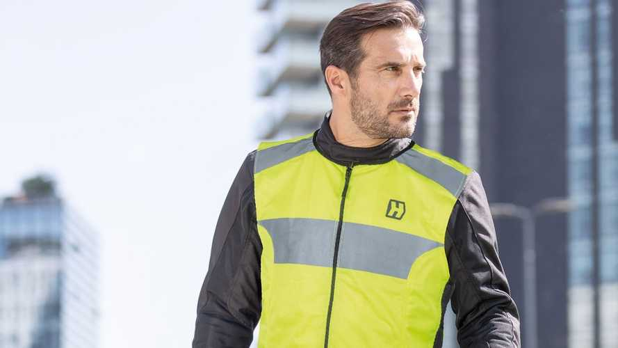 Sempre ben visibili con Hevik Safety Vest Light
