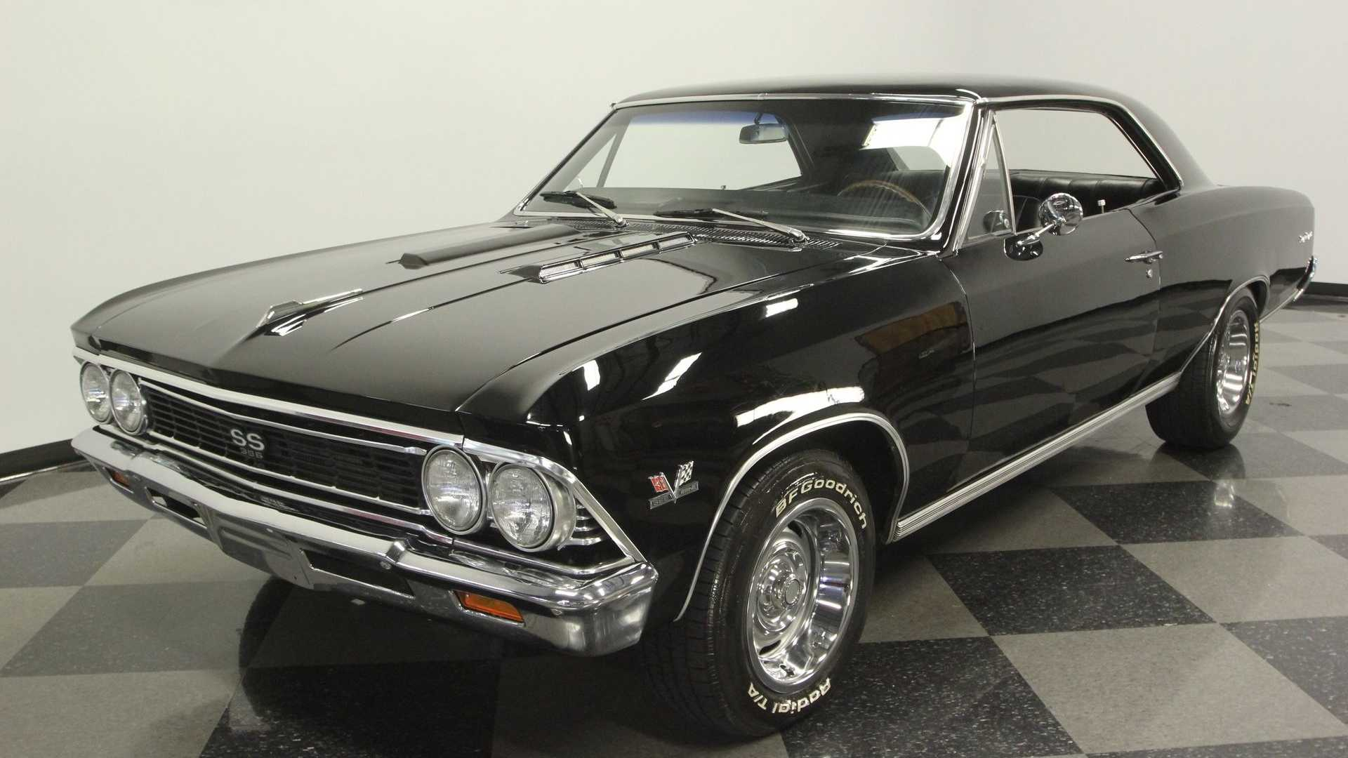 "[""1966 Chevrolet Chevelle SS Tribute Is The Right Muscle Machine""]"