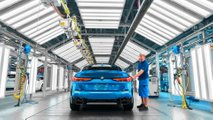 bmw 2 series grancoupe production