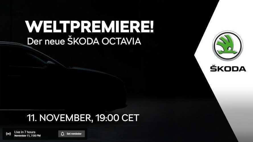 Skoda Octavia (2020): Die Vorstellung als Video und alles zum Cockpit