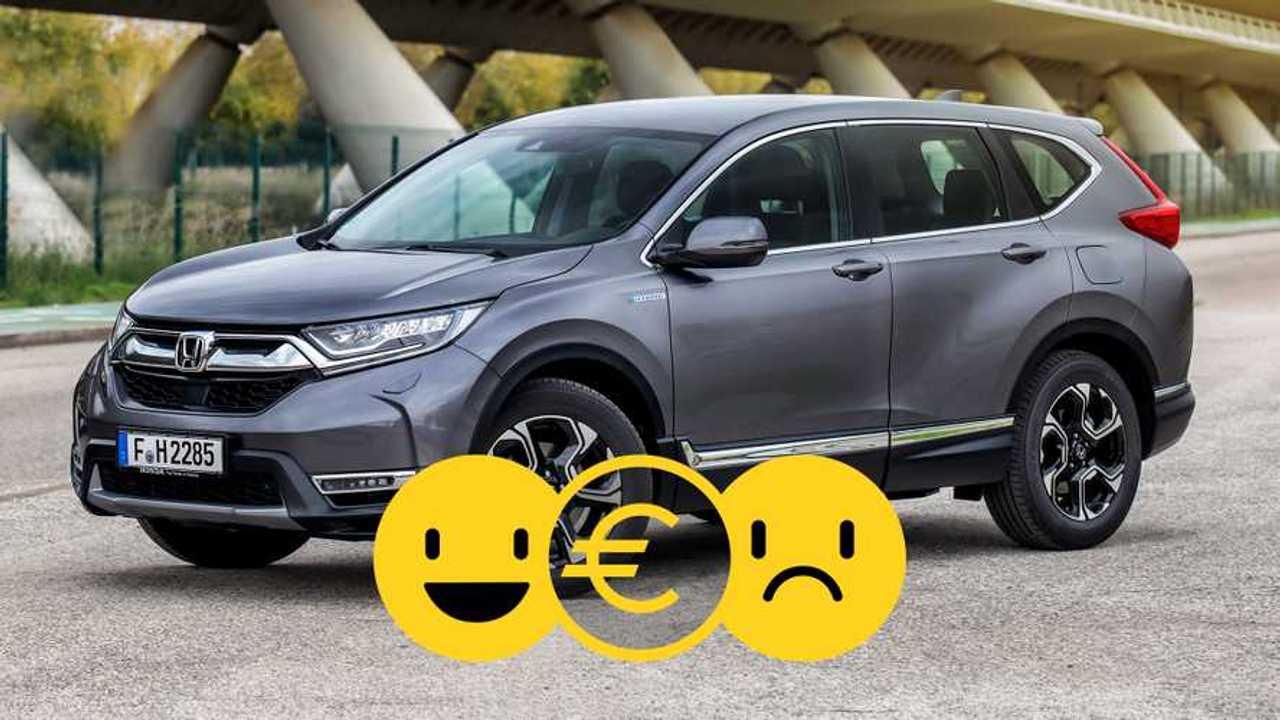 promozione-settimana Honda CR-V