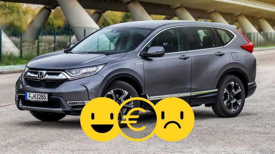 Promozione Honda CR-V, perché conviene e perché no