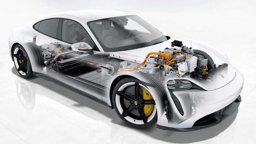 Porsche Taycan (2019): Die Technik des Elektro-Sportwagens