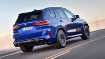 2019 BMW X5 M / Competition
