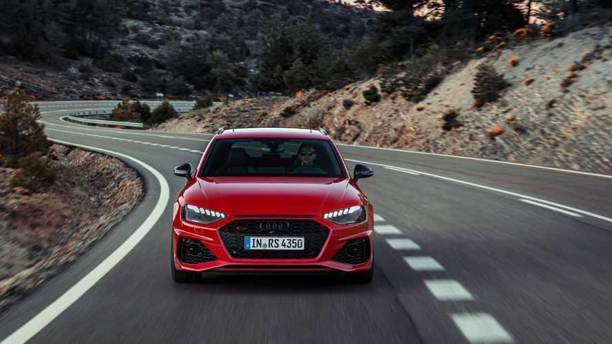 Elektromos jövő vár az Audi RS 4-re