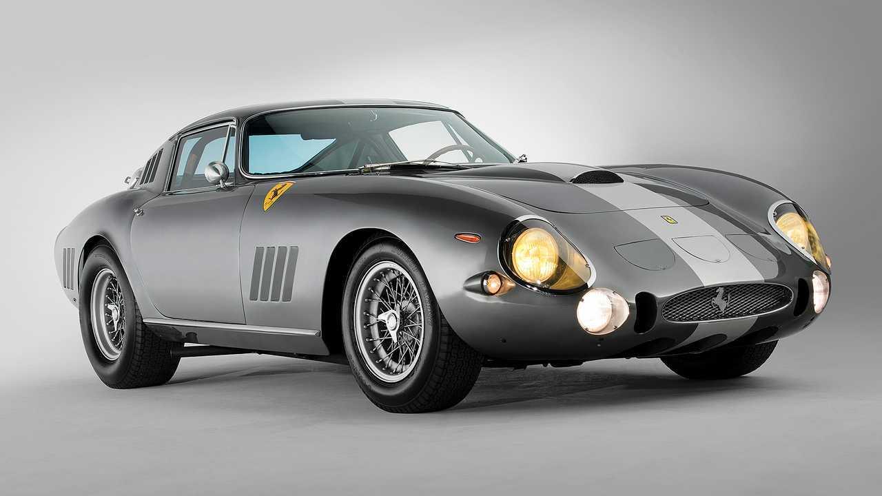 Ferrari 275 GTB/C Speciale 1964 - 23,9 milioni di euro