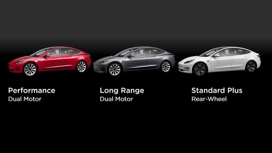Tesla Model 3 Standard Range Plus Gets More Range At Higher Price