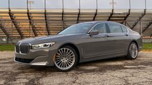 2020 BMW 750i: Review