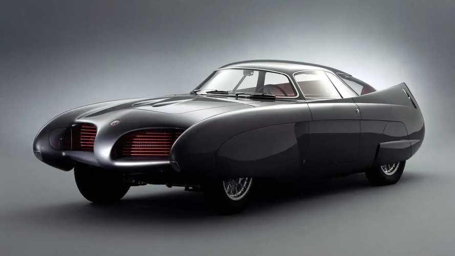 Alfa Romeo B.A.T. 5 by Bertone (1953)