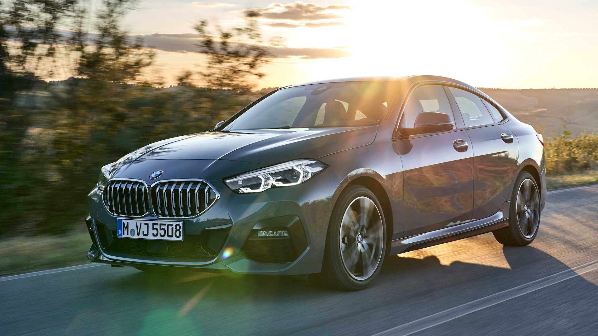 BMW 2 Series Gran Coupe: See It From Every Angle In 5 Official Videos
