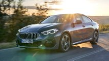 bmw 2 series gran coupe videos