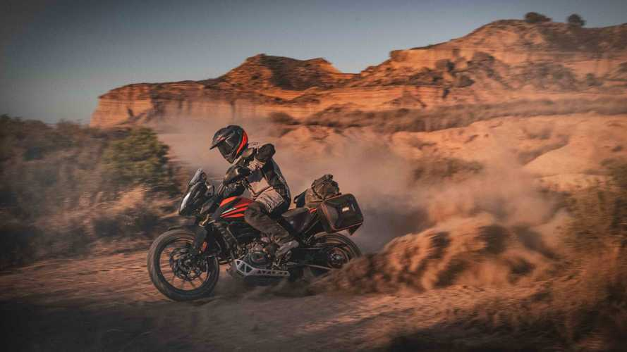 Location Of The 2020 KTM European Adventure Rally Unveiled