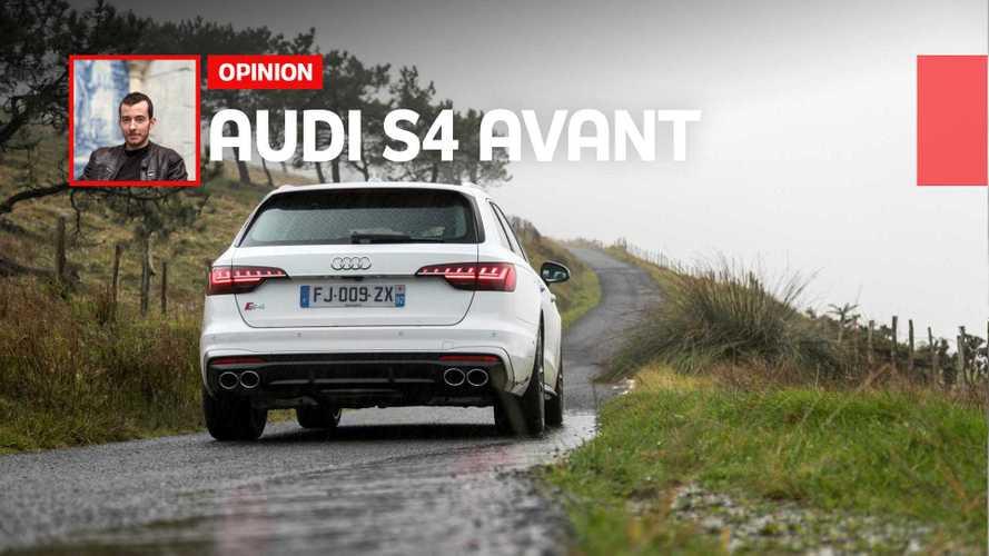 Pourquoi l'Audi S4, avec un moteur diesel, ce n'est finalement pas si mal?