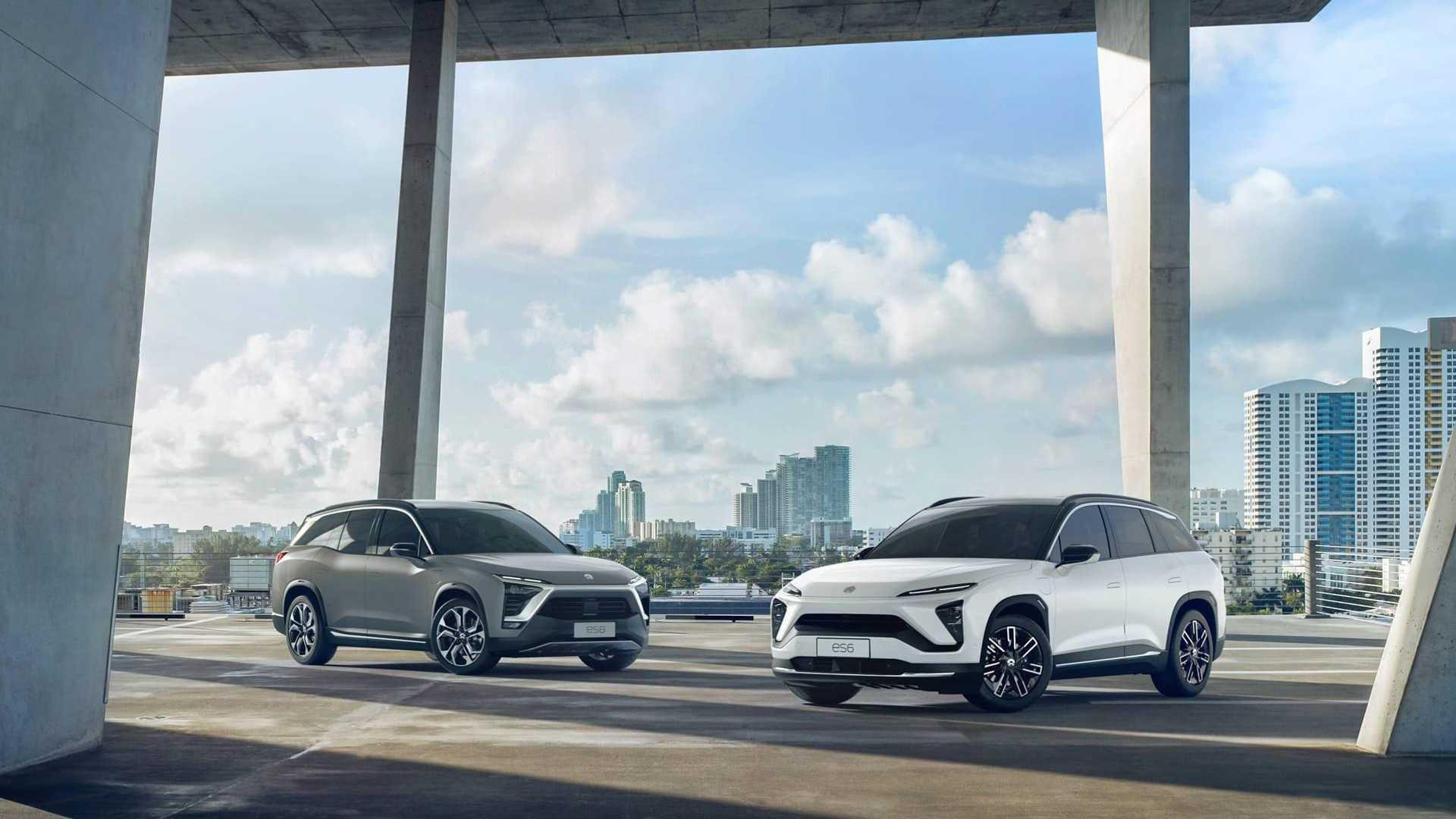 Nio Increased Electric Car Sales In March 2020