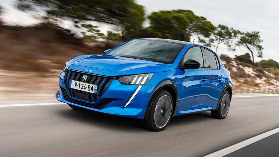 Peugeot e-208 já responde por 25% das vendas do 208 na França