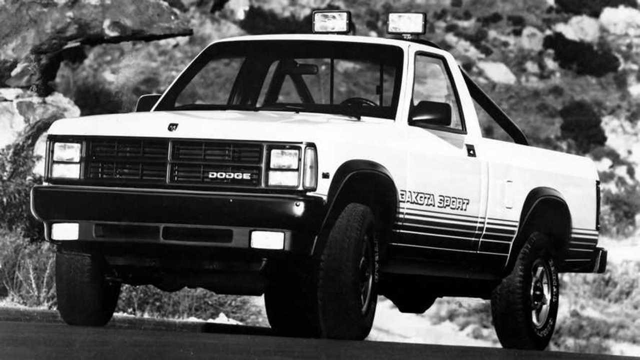 1989 Dodge Dakota Sport Photo