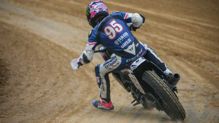 Dainese D-Air Technology Making The Jump To Flat Track Racing