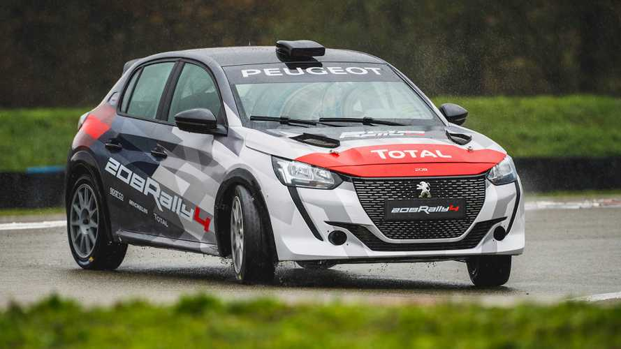Peugeot 208 Rally 4: Der GTI für den Rennsport