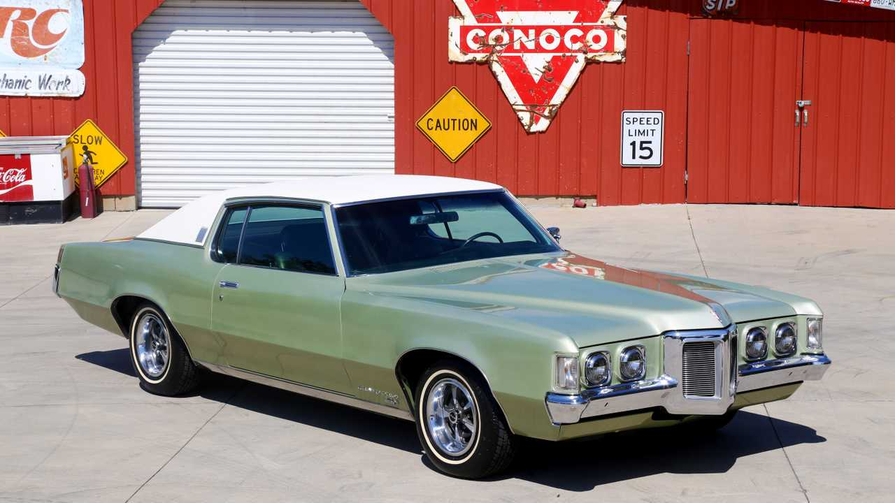 Buy This All-Original 1969 Pontiac Grand Prix For $28K