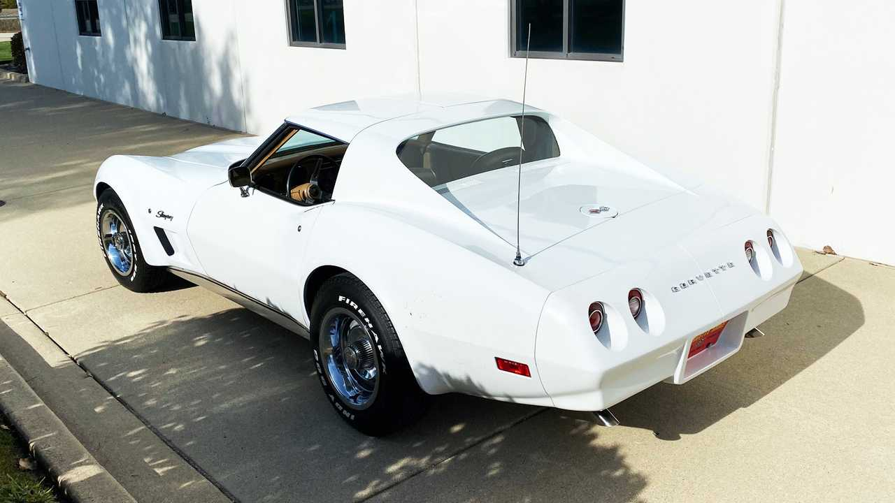 Saddle Up With This Low-Mileage 1974 Chevrolet Corvette
