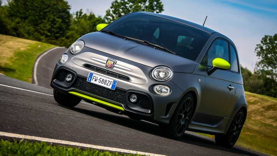 Abarth's special edition Pista gets £19,135 price tag
