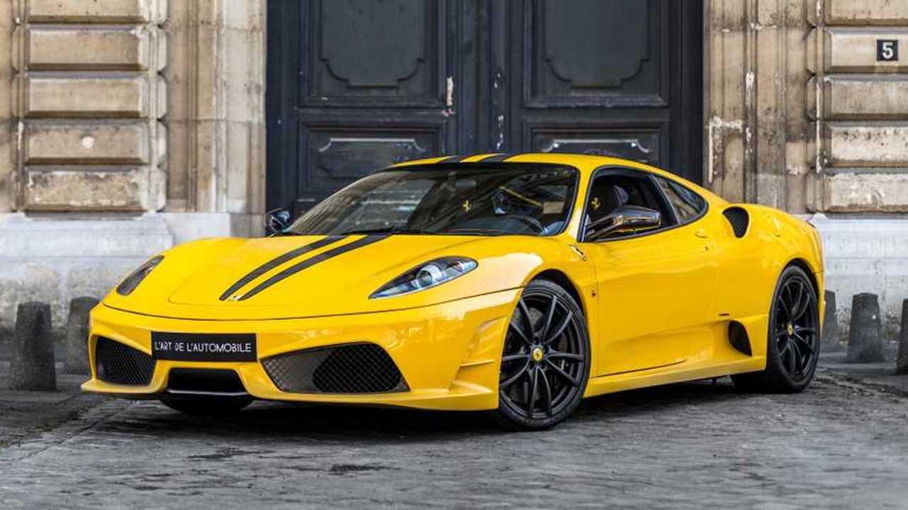 15. Ferrari F430