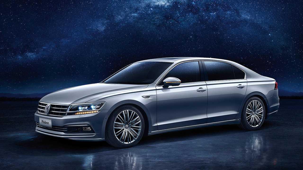 Top 10 VW Auslandsmodelle: VW Phideon
