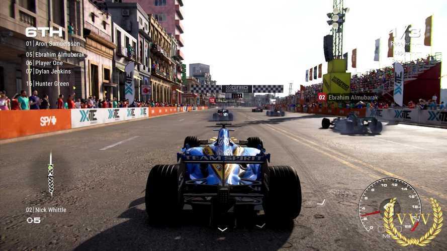 Ilyen Alonso VB autójával nyomni az új Gridben! (videó)
