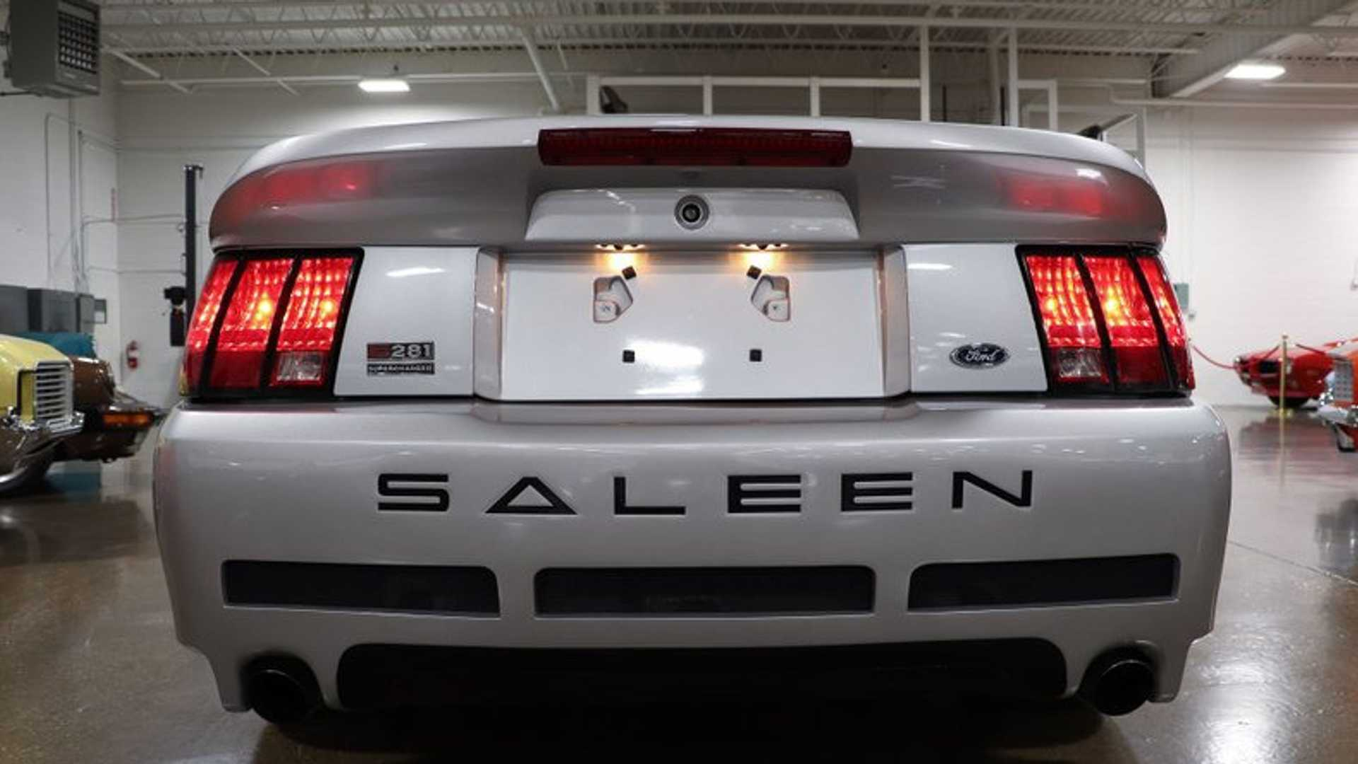"""[""""Supercharge Your Collection With This 2001 Saleen Mustang S-281SC""""]"""
