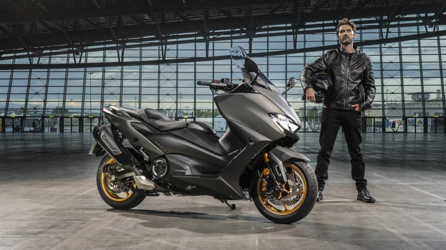 Yamaha Introduces Pre-EICMA TMAX 560 Upgrade
