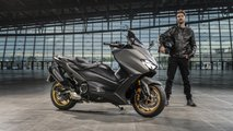 yamaha tmax 560 sport scooter unveiled