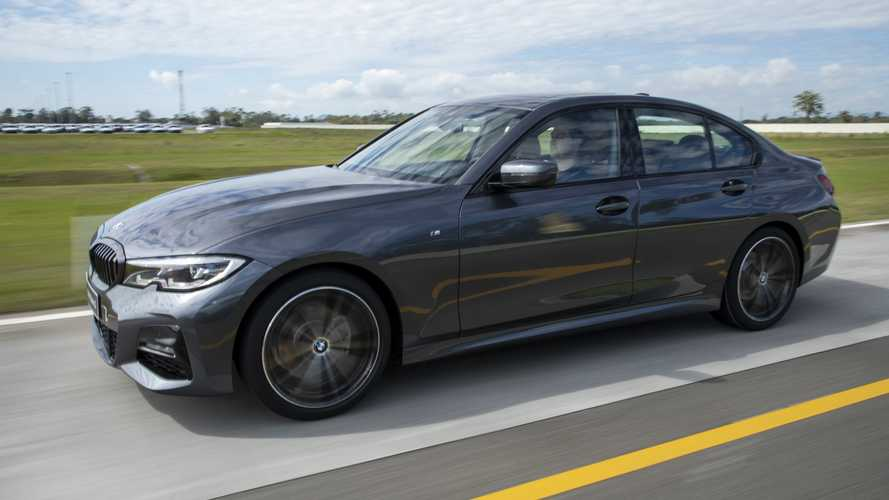 Sedãs premium mais vendidos: BMW Série 3 contraria queda e domina 46% do segmento