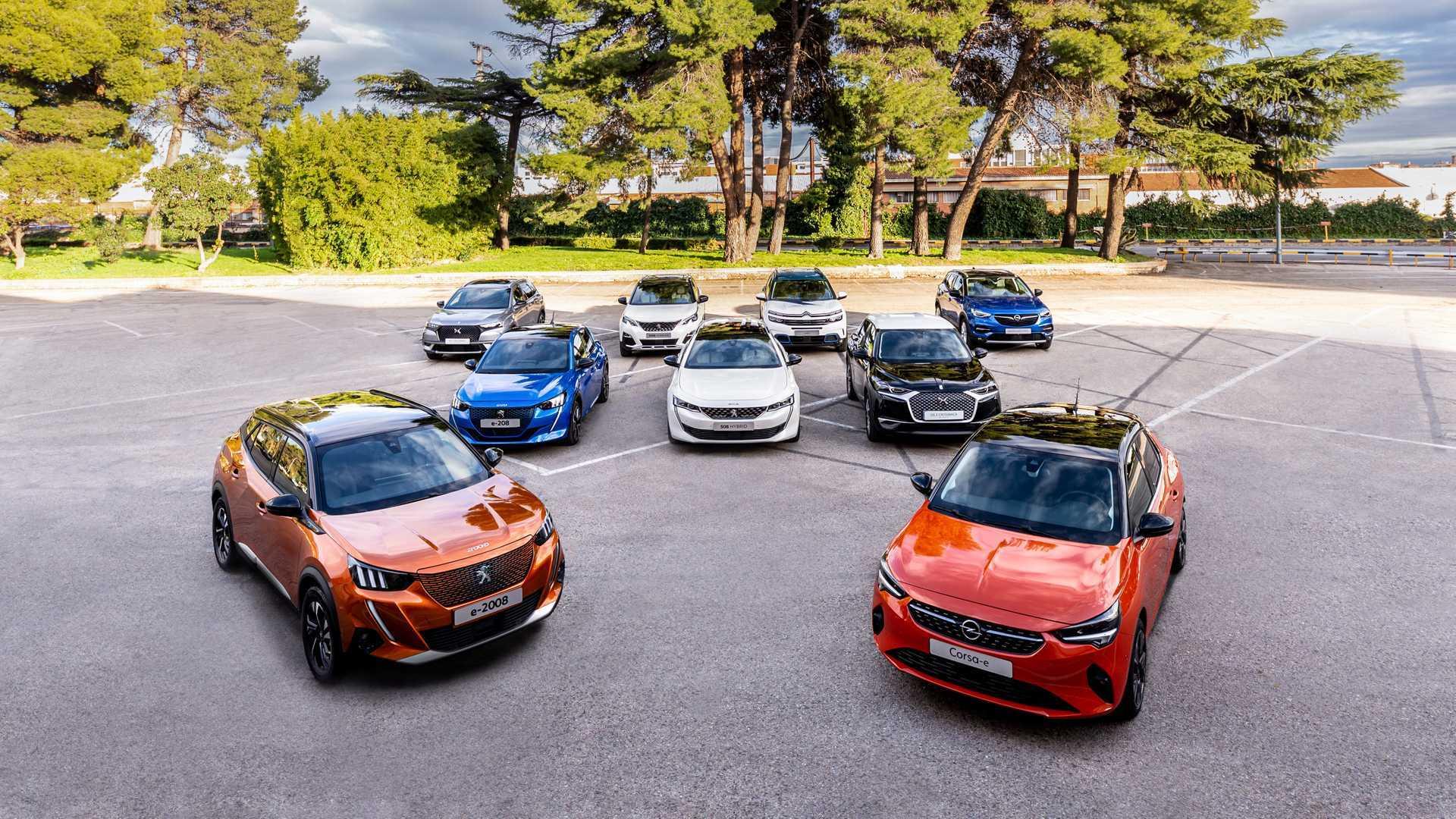 Peugeot e Citroën eletrificarão toda a linha até 2025
