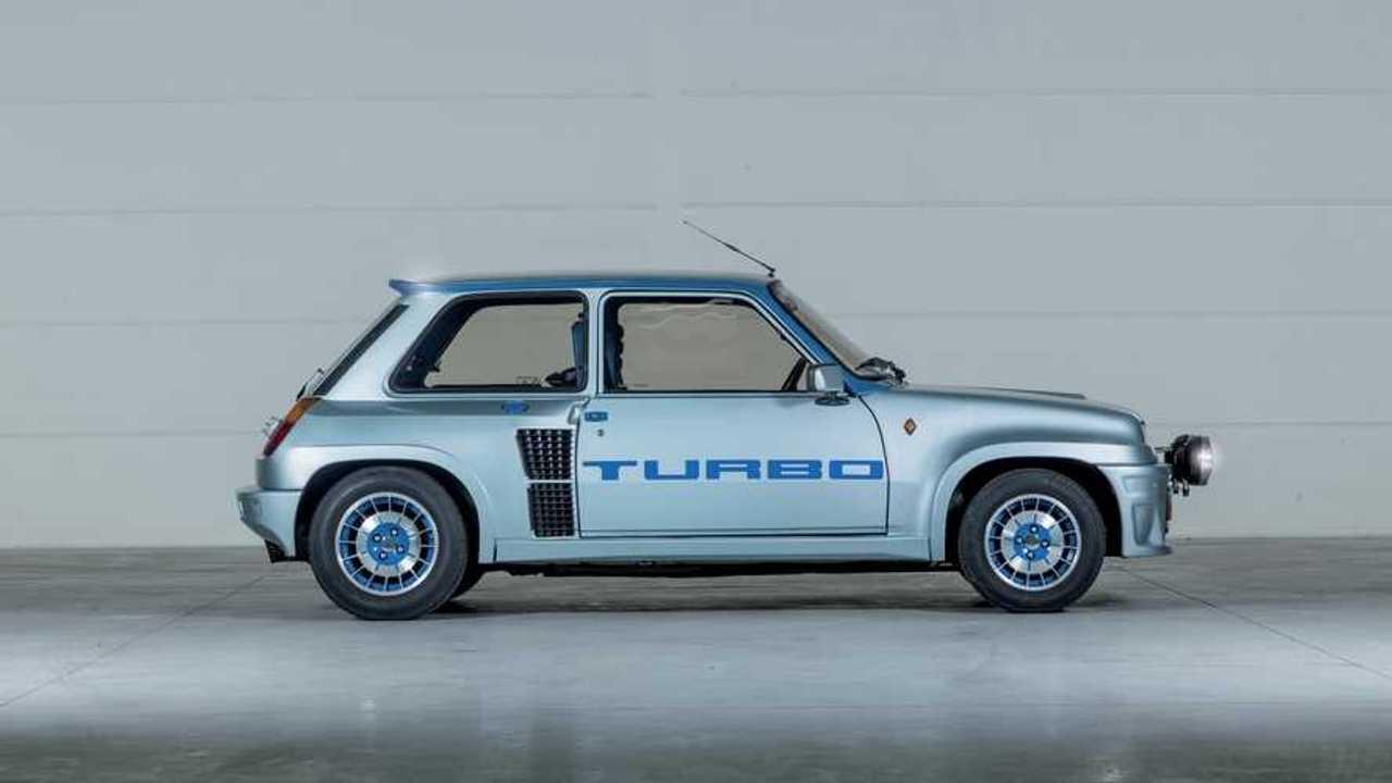 Subasta Renault 5 Turbo de 1981