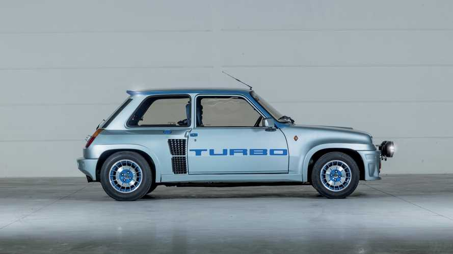 ¿Pagarías 85.000 euros por un Renault 5 Turbo en un color tan especial?