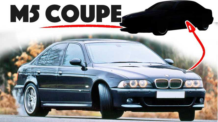 Two-Door Rendering Of E39 BMW M5 Is The Gorgeous Coupe We Never Got